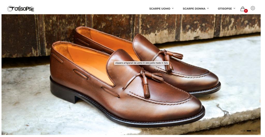 Calzature Made in Italy: con la scarpa giusta il mondo è…ai tuoi piedi!