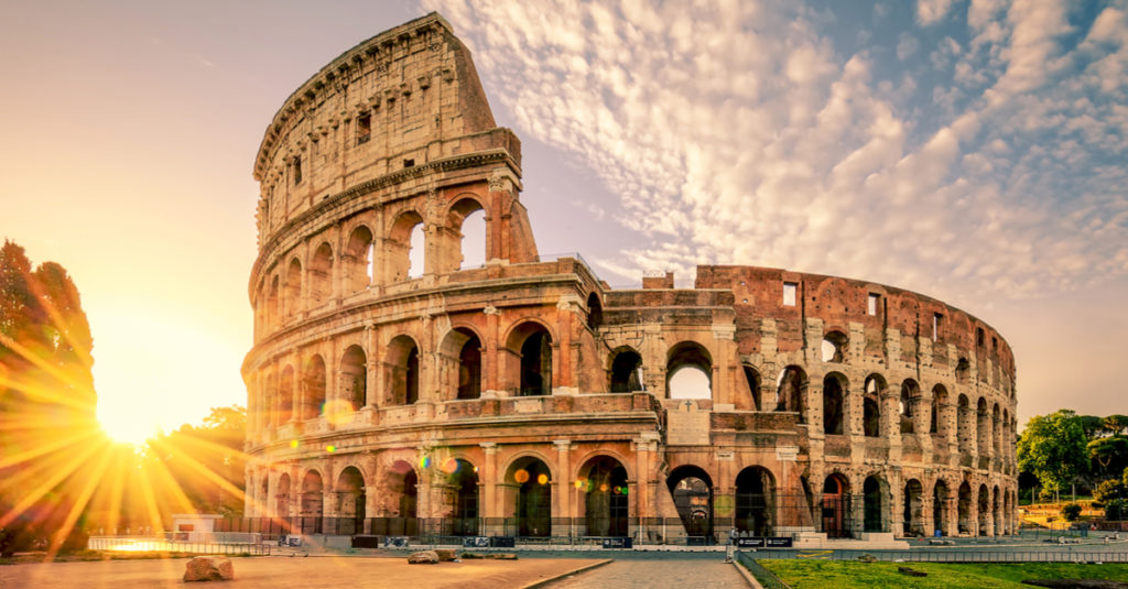 Roma: museo a cielo aperto